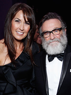 robin-williams- Susan Schneider